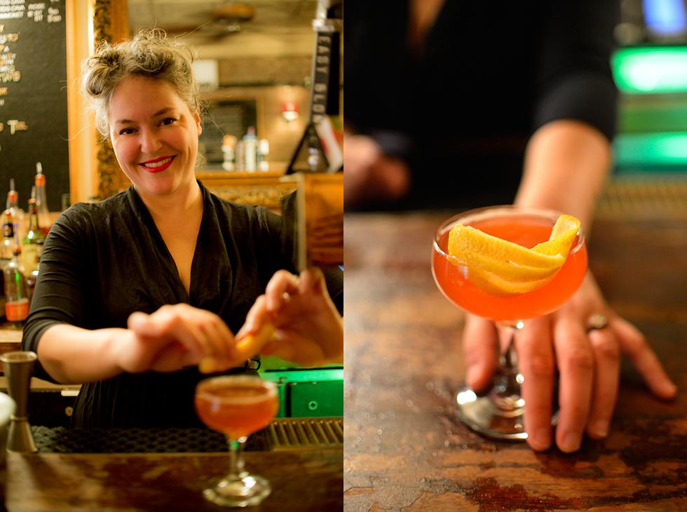 Hobnobmag Mixology Rosé Cocktail