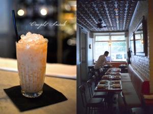 HOBNOBMAG Wallflower Restaurant NYC review